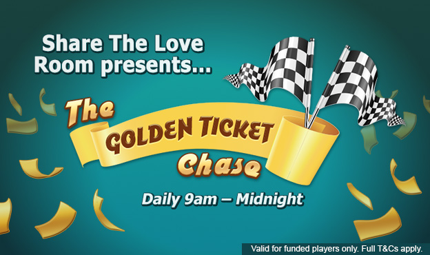 Golden Ticket Chase